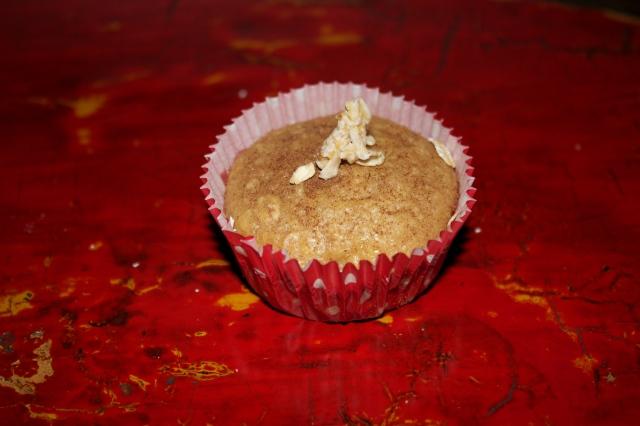 Muffins de Avena