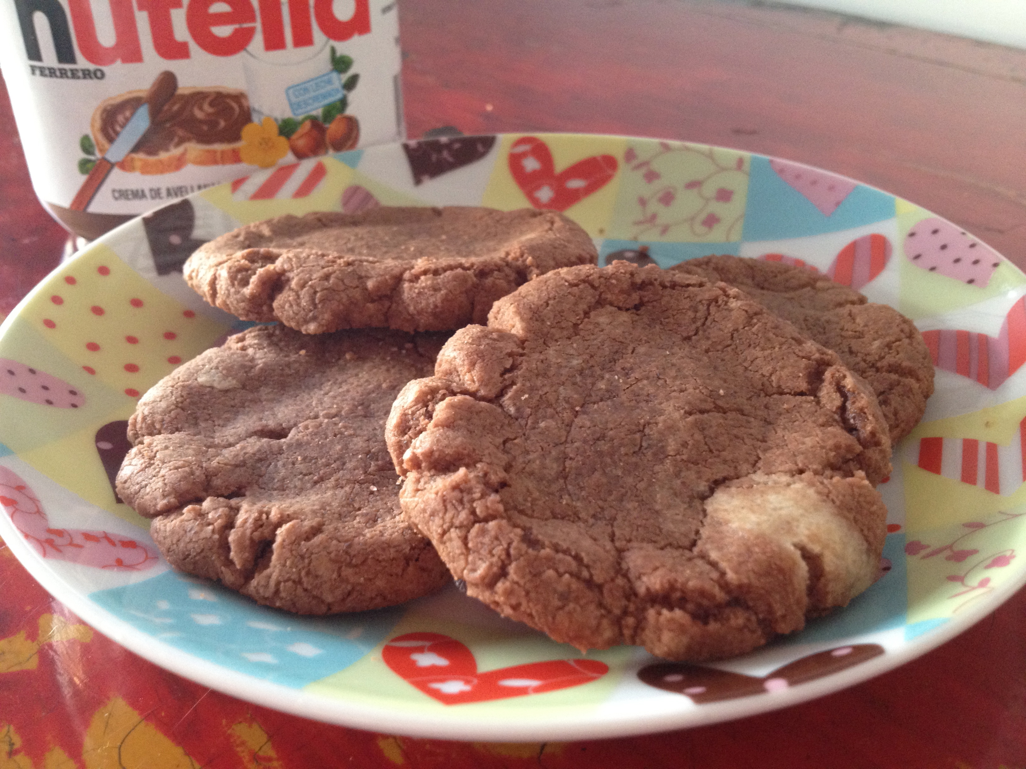 Galletas de Nutella®
